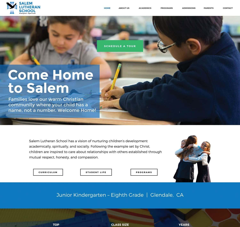 School Websites   Gradelink