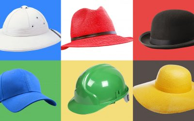 Six Hats: Looking at a Decision from All Points of View