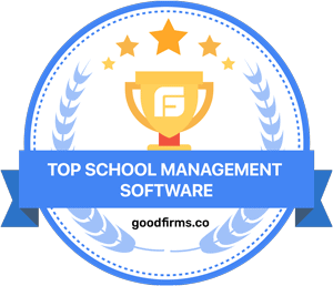GoodFirms Top School Management Softwar Badge