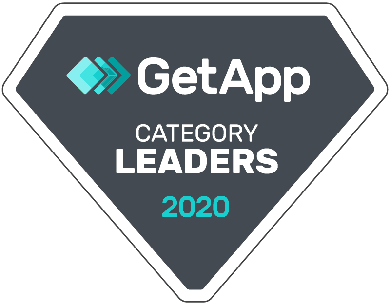 GetApp Category Leaders Badge